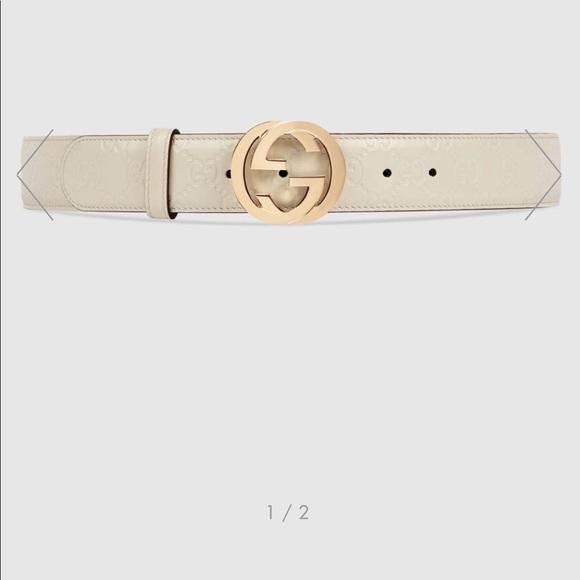 2ef77ce68a3 Gucci Accessories - Authentic Gucci Belt
